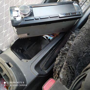магнитофон для машины в Кыргызстан: Авто магнитофон пионер 1000