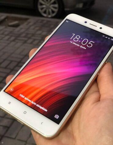 10256 elan | MOBIL TELEFON VƏ AKSESUARLAR: Xiaomi Redmi 4X | 16 GB | Barmaq izi