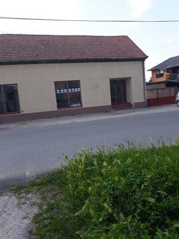 Poslovni prostor sa magacinima betonirano dvoriste 1600m2 a 450m2 - Novi Sad