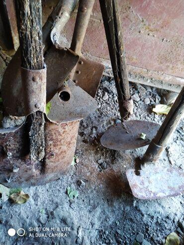 Садовые инструменты все по сто сом