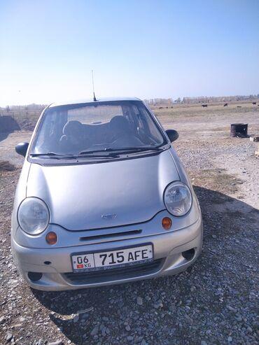 Транспорт - Кара-Суу: Daewoo Matiz 0.8 л. 2005
