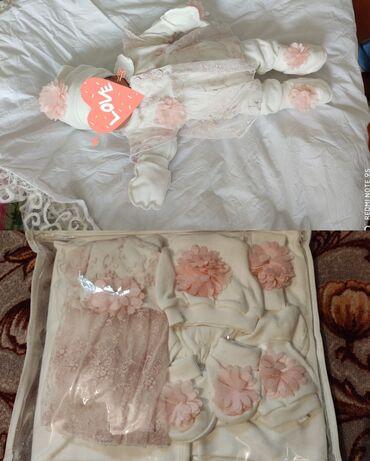 материнская плата для майнинга купить в Кыргызстан: Комплект для новорожденных (9 предметов) очень красивая. Состояние
