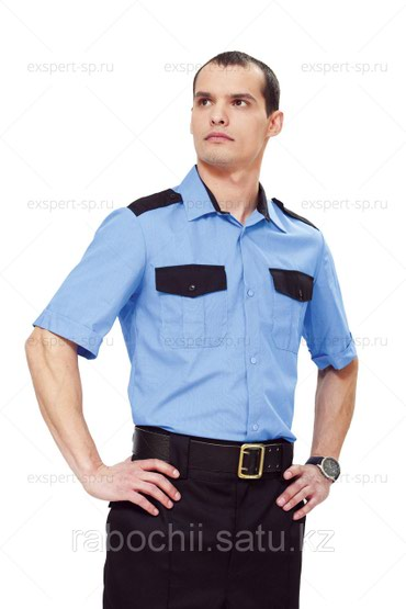 Сотрудник службы охраны                           в Бишкек