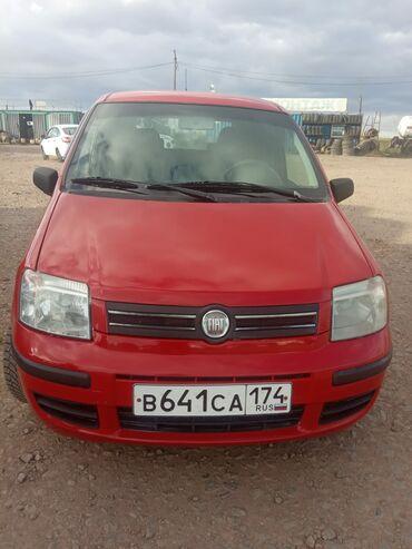 Fiat Panda 1.2 л. 2007 | 120 км