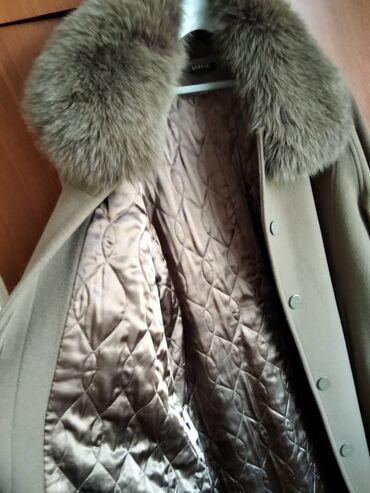 Женская одежда - Арчалы: В хорошем состоянии пальто зима 52 размер