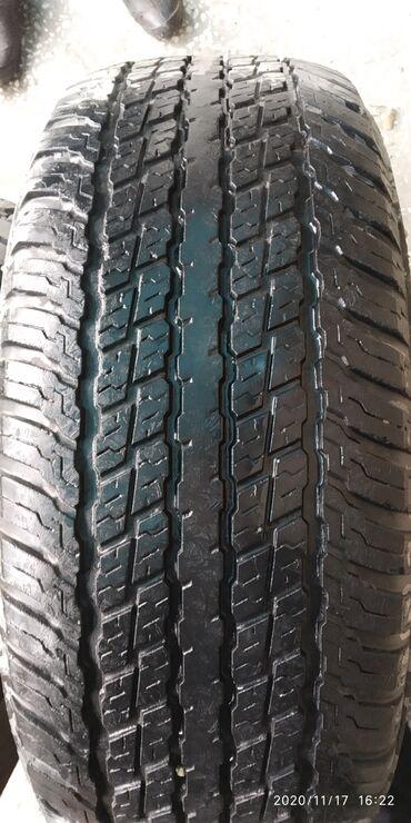 шины на 17 цена в Кыргызстан: 285/65/173 колеса протектор одинаковыйЦена 1000с за одно колесо1