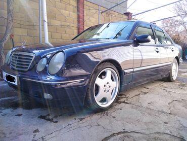 Mercedes-Benz E 240 2.4 л. 2000