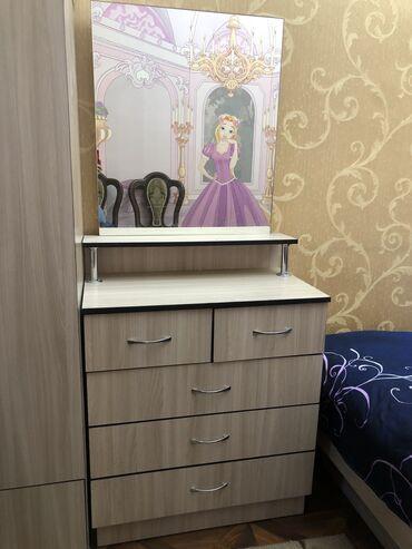 Спальный гарнитур. Все новое, в идеальном состоянии. Матрас