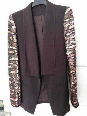 Pantalone-sako - Srbija: P.S. fashion komplet -sako i pantaloneSako duzine 76cm, sa imitacijama