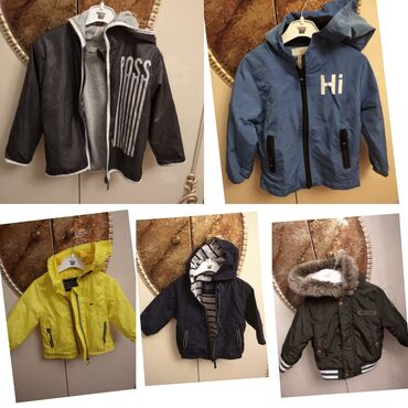 qış üçün uşaq paltoları - Azərbaycan: Oglan ucun esas 1 yasha geder, 2-3 yashada var, teze etiketli paltarda