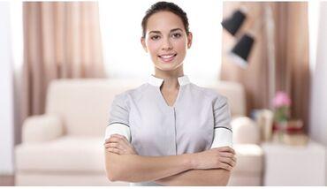 работа в отеле бишкек в Кыргызстан: Требуется ГОРНИЧНАЯ 25-35 лет в гостиницу!!! Работа суточная!