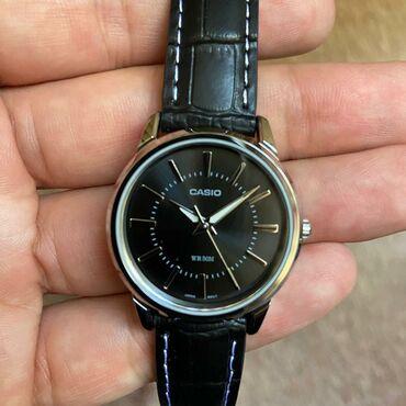 new-часы в Кыргызстан: Черные Женские Наручные часы Casio