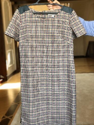 теплое платье батал в Кыргызстан: Платье Perspective (теплое)Размер 42Идеальное состояниеШикарное