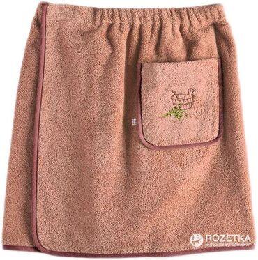 Банные полотенца с карманами на липучке наш адрес Московская