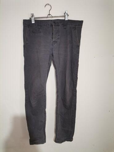 Terranova muške pantalone bez ikakvih ostecenjaBroj 33Mere Poluobim