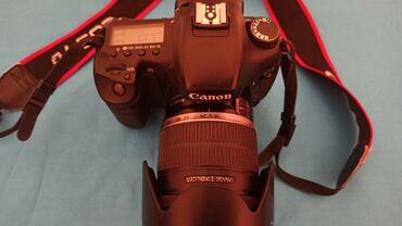 canon eos 7d mark ii body в Кыргызстан: Canon EOS 7D