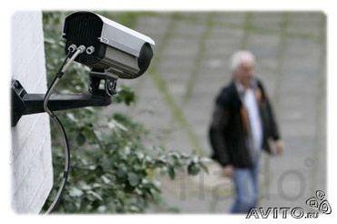 Установка видеонаблюдения, в Бишкек