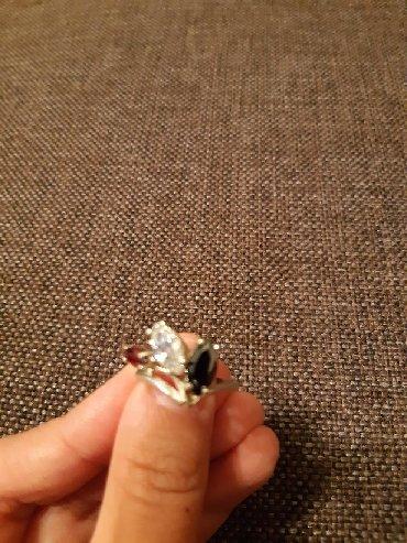 женское кольцо 19 размер в Кыргызстан: Продаю кольцо серебро проба 925. Размер 18.5 - 19