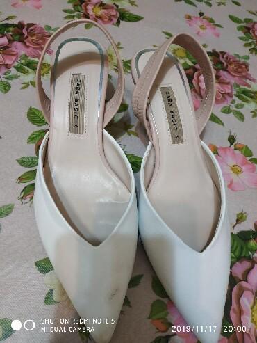 Женская обувь в Шопоков: Продаю туфли очень удобные ZARA не подделка. Покупала в