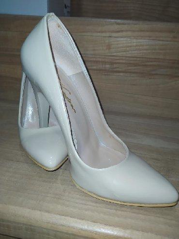 Ženska obuća | Cuprija: Na prodaju salonke u bež boji. U br.35. Samo jednom