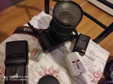 Cannon eos 30D μονο 120 ευρω