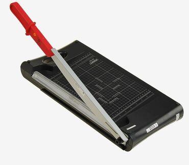 Резак сабельно-роликовый Proff, мощность 10 листов А4, 3 типа резки