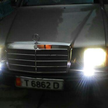 Ат касилка - Кыргызстан: Mercedes-Benz W124 2.3 л. 1988