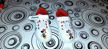 Muske patike nike - Srbija: Patikice Munie Mouse za devojcice,kupljene u Waikiki-ju,nosene malo