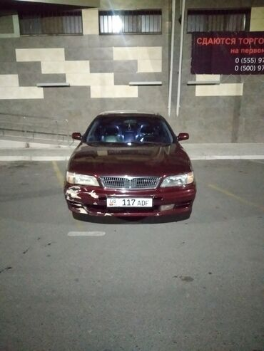 Nissan - Кыргызстан: Nissan Maxima 3 л. 1997