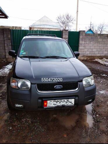 Транспорт - Кыргызстан: Ford Maverick 3 л. 2003