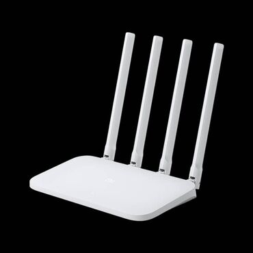 роутер для провайдера в Кыргызстан: Wifi роутер Xiaomi mi 4c. Скорость 300 mbt. Гарантия 1 месяц. Подходит