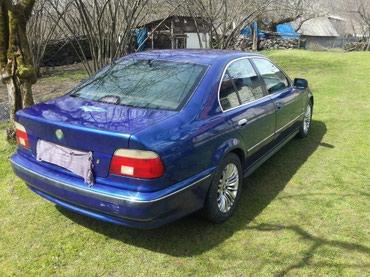 Bakı şəhərində BMW 528 1997- şəkil 8