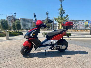 Digər motosiklet və mopedlər - Azərbaycan: ZaZa modellerimiz yeni geldi.  50 kub, Avtomat Nagd aliwda 10% endirim
