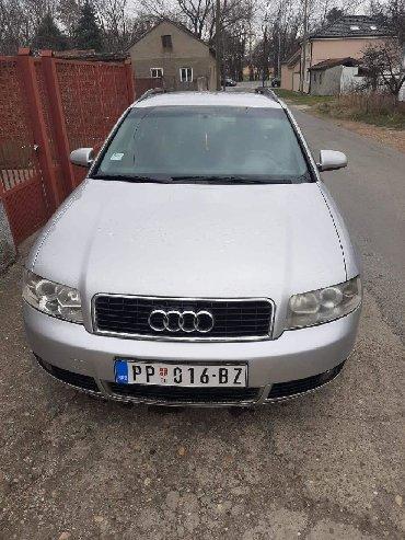 Audi a3 1 8 tfsi - Srbija: Audi A4 1.9 l. 2001 | 253665 km