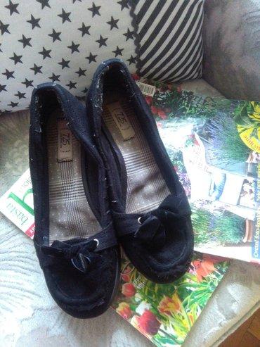 Cipele 37,velur,ko ih nije nosio ne zna sta je ugodno - Sombor