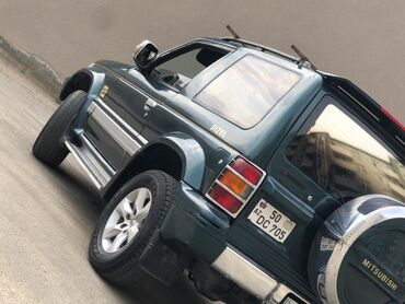 koreyadan maşın sifarişi - Azərbaycan: Mitsubishi Pajero Mini 2.8 l. 1994
