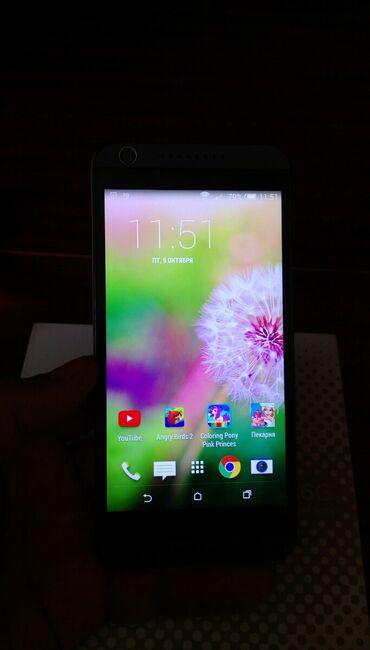 HTC - Кыргызстан: Продаю телефон фирмы HTC desire 626. Состояние отличное,аккумулятор
