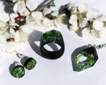 женское кольцо 19 размер в Кыргызстан: Ультраяркие комплекты •Glass• Линейка понравится любителям ловить
