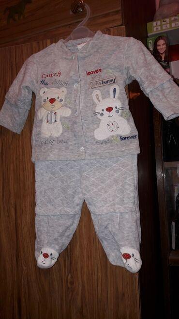 Детский мир - Кок-Ой: Продаю турецкий костюм.Одевались только на выписку
