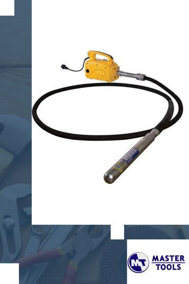 Beton Vibrator Benzin yaxud Dizellə işləyən modellərMüxtəlif ölçülərdə