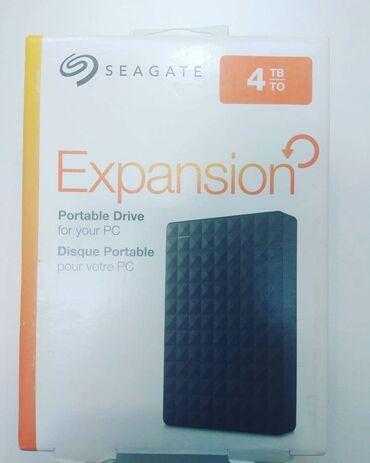 xarici sert disk - Azərbaycan: Seagate 4tb Xarici Hard disk 210aznTəzədir işləməyinə 6ay zəmanət
