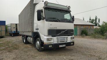 купить прицеп самосвальный для камаза бу в Кыргызстан: Volvo fh 420 тягач с прицепом тамдем!! 1996год 130куб состояние