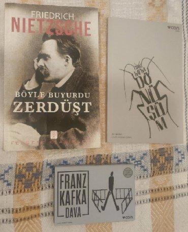 masa kitabı - Azərbaycan: Bədii ədəbiyyat kitabları Friedrich Nietzsche - Böyle Buyurdu Zerdüşt