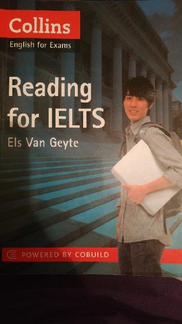 - Azərbaycan: Collins Reading for IELTS