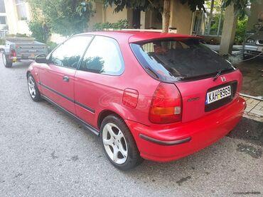Honda Civic 1.4 l. 1998 | 175000 km