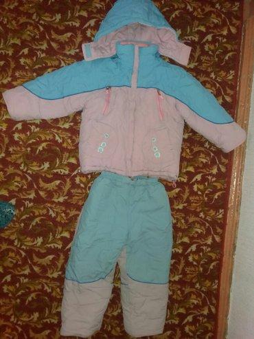 Детский зимний костюм на в Бишкек