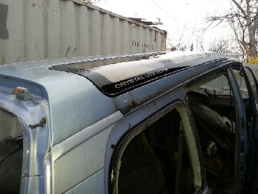 Запчасти для сигнализации - Кыргызстан: Запчасти на Mitsubishi Space Gear/Delica(левый руль) понорамная крыша