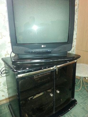 Тумбочка+TV. 2000с в Бишкек