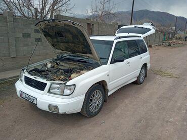 Транспорт - Чаек: Subaru Forester 2 л. 1999 | 430000 км