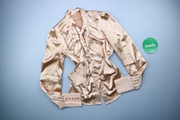 1537 объявлений: Жіноча однотонна блуза, р. XXS   Довжина: 56 см Ширина плечей: 32 см Д
